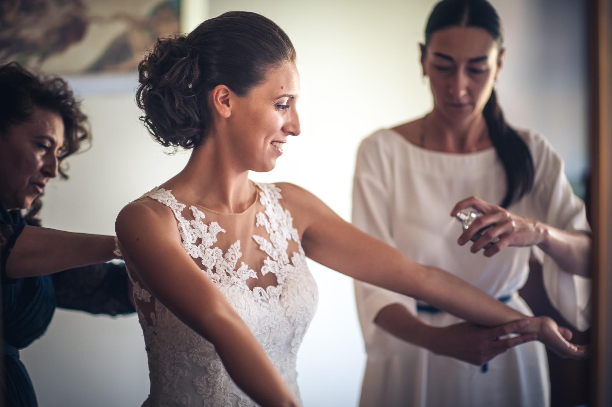 fotografo matrimonio Agriturismo Colleoli
